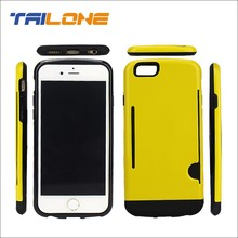 trendy cell phone case and cover for card iphone case for i phone6