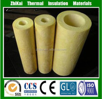 Basalt mineral wool pipe insulation