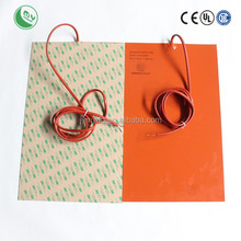 silicone rubber hot pads battery powered portable heater