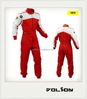 Go Kart Racing Suits / Fire Resistant Racing Car Wear/ Car Racing Driver Protective Suit