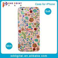 Best quality fragrance phone case floral