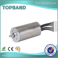 High powered brushless motor 24v/12v for power tools application