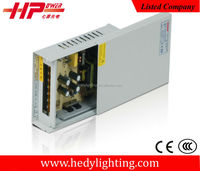 2 years warranty high quality120 watt 36 ampere 3.3 volt switch mode power supply variable power supply