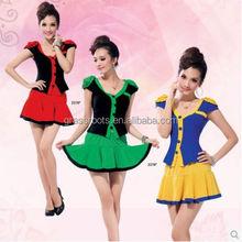 Guangzhou customized factory price promotion uniforms