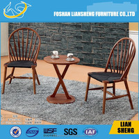 New model:A013 dining room french style wooden carved champagne gold wood dining chair solid wood carved dining chair