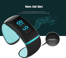 2016 new arrival iring led bluetooth smart watch