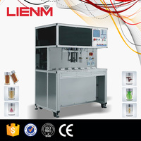Diverse Specimen 6 Nozzles Vaccum Paste Filling Machine