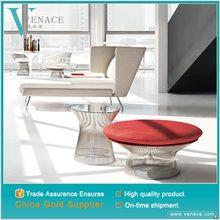 Coffee platner stainless steel side table