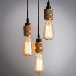 2015 new design Copper Brass Vintage Edison Bulb Pendant Lighting, Industrial Lamp Pendant