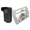2.4GHz 7 inch outdoor video intercom wireless video door phone villa intercom system
