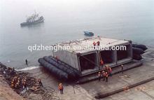 boat airbag rubber air bag ship launching airbags