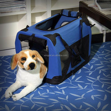 pet product transport boxes for dogs new design foldable pet carrier
