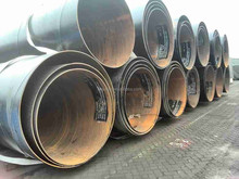 GB/T9711-2011 PS1 PSL2 219-3500mm SSAW /ERW Steel Pipes used for gas and oil