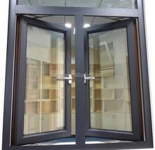 CE approved Aluminium Windows and Doors, double glazed aluminium windows
