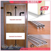mortised magnetic seal, steel door protective seal