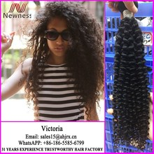 2015 New Style virgin human hair 5a 6a 7a 8a Natural Looking Darling Hair Extension