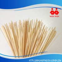 India, Thailand market 1.3mm 1.4mm high quality bamboo stick for incense