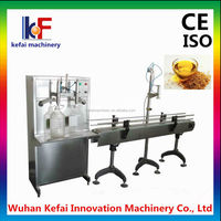 Automatic Cooking Oil Filling Machine/Engine Oil Filler