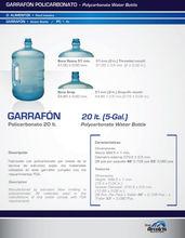 5 Gallons Bottles Water