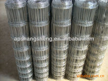 High quality electric galvanized wire mesh cattle fence
