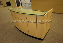 Fashion Design Elegant Reception Desk