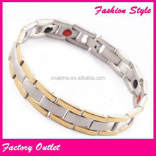 Good quality top sell magnetic bracelet with gift box