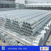 jis bs4568 standard galvanized round rigid black pipe