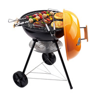 China supplier hot selling outdoor portable 14' bbq grill with high quality for USA Canada market