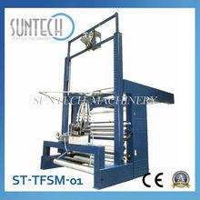 SUNTECH Vertical Tubular Fabric Splitting Machine For Textile Industry