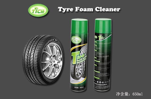 650ml Tyre Foam Cleaner 1