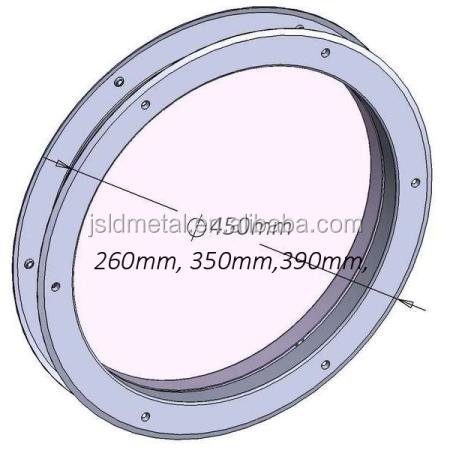 fen tre portholes porte hublot avec clear verre panneau out diam tre 260 mm 350 mm 390 mm. Black Bedroom Furniture Sets. Home Design Ideas
