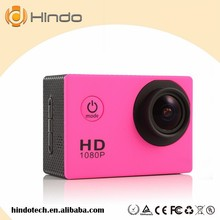 """Action Camera Sports Cam 1080P Full HD DVR Diving 30M Waterproof DV Mini Camcorders 2.0"""" LCD"""