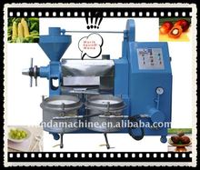 High quality and energy saving grape seed oil press machinery with low price