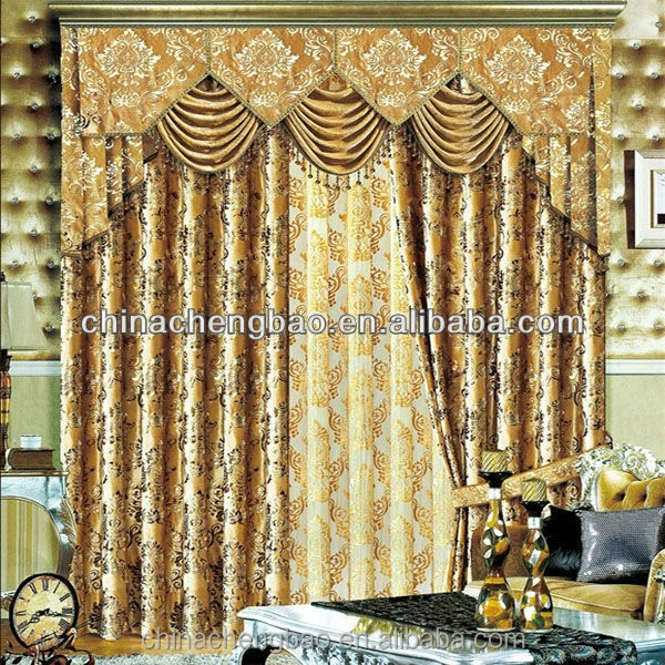 Perfect Royal Fancy Living Room Curtains And Valances Buy With Crest Home  Design Curtains Part 46