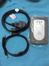 High quality PC-based diagnostic tool Intelligent Tester II IT-2+ with factory price