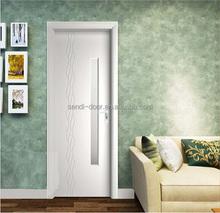 office wooden glass door