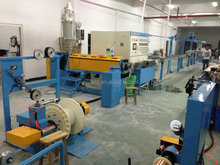 low voltage silicone cable sheathed production line with professional service