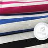 Jacquard stripe fabric for fashion dress colorful jacquard for girls dress wedding dress