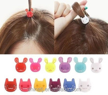 Small Kids Accessories Hair Clasp Animal Hair Clasp Hairpins for Girls