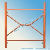Construction Materials Australia Standard High Quality Frame Scaffolding