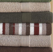 China Suppiers wholesale Crafted from 100% cotton loops towel set