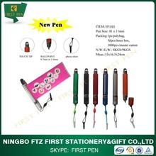 Multi Function Promotional Banner Pen