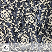 Black rose design african george laces