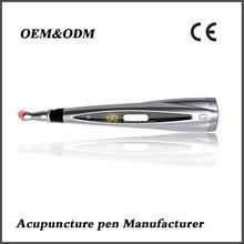 Celebration promotional gift mini electronic acupuncture Meridian Energy massage pen