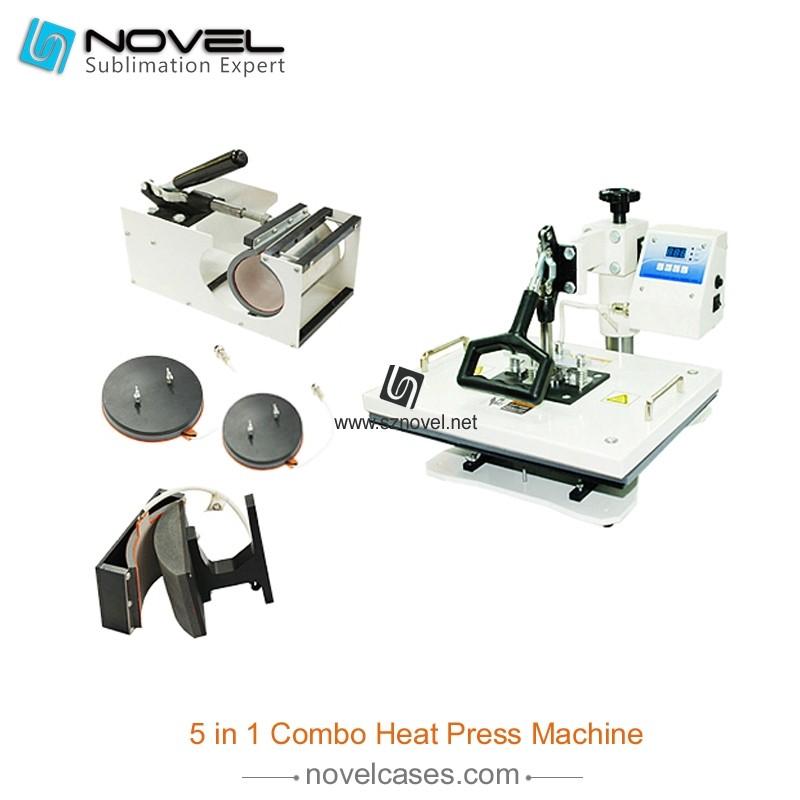 t shirt heat press machine