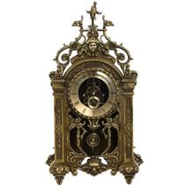 Newest Design Brass Unique Antique Table Clock for Church Decoration JHF14-1799