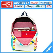 audited factory wholesale price very loving or loyal 420D school bag