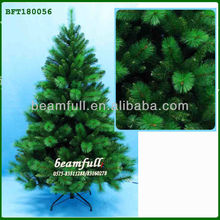 MIXED PVC NEEDLE PINE TIPS Christmas Tree cheap artificial trees branch