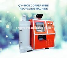 Precios de fábrica en máquinas de tamaño pequeño recicladoras de cable de cobre