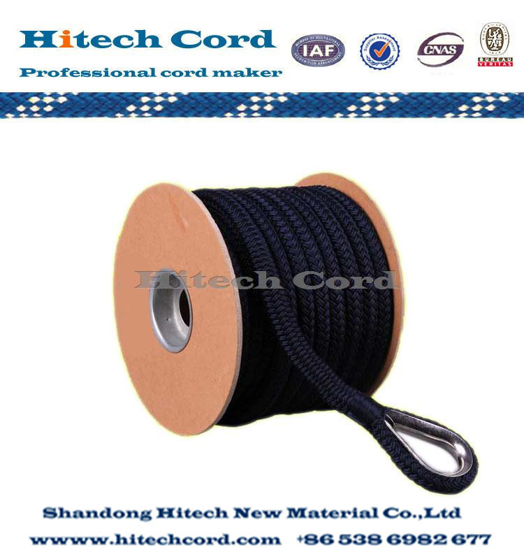 Polyester Double Braided Anchor Line